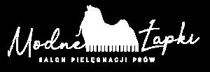 Logo Modne Lapki